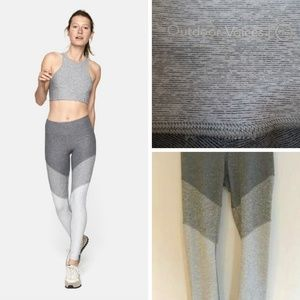 Outdoor Voices Pants - OUTDOOR VOICES 7/8 Springs Gray Leggings, sz S